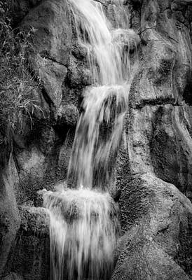 Photograph - Waterfall by Carolyn Marshall