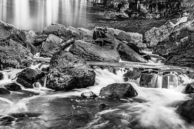 Photograph - Waterfall by Garvin Hunter