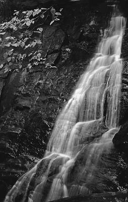 Photograph - Waterfall by Harold Rau