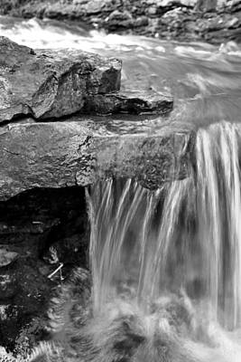 Photograph - Waterfall II by Stephanie Hollingsworth