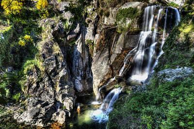 Waterfall IIi Art Print by Marco Oliveira