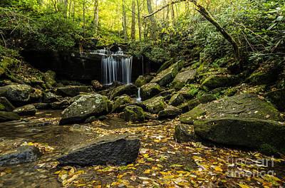 Waterfall Near Rainbow Falls Original