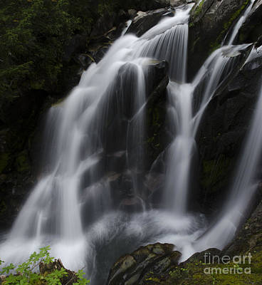 Photograph - Waterfall On Paradise River by Deby Dixon