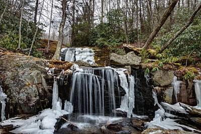 Photograph - Waterfalls Park In Newland by Carol Montoya