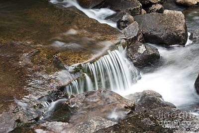 Photograph - Waterfall Stairs by Karin Pinkham