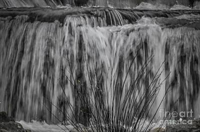 Photograph - Waterfalls 4 by Ronald Grogan
