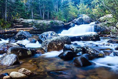 Photograph - Waterfalls by Ben Graham
