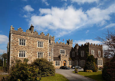 Enterprise Photograph - Waterford Castle , County Waterford by Panoramic Images