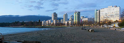 Catch Of The Day - Waterfront Living along Sunset Beach in Vancouver BC by Jit Lim
