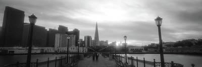 Waterfront San Francisco Ca Art Print