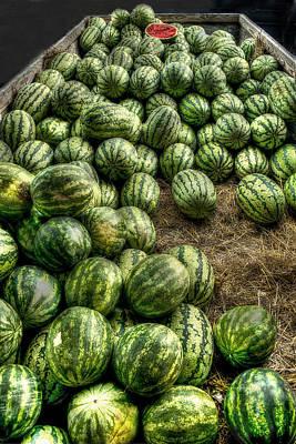 Watermelon Man Watermelon Stand Original