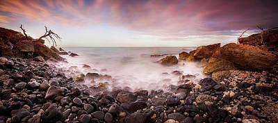 Oahu Wall Art - Photograph - Water's Edge by Mark Yugawa