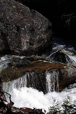 Water's Flow Art Print