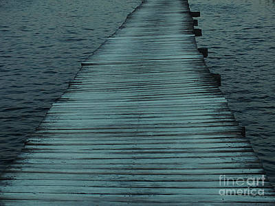 Photograph - Water's Path by Joy Angeloff