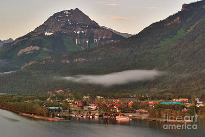 Photograph - Waterton Wisp by Charles Kozierok