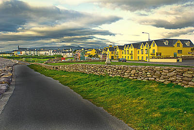 Photograph - Waterville County Kerry by E j Carr