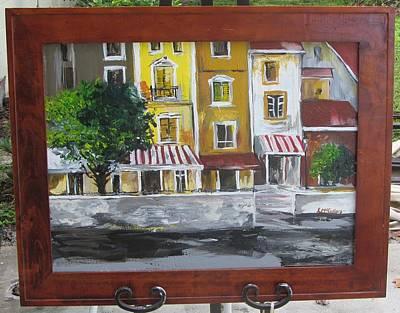 Waterway Shops Original by Lana McCullars