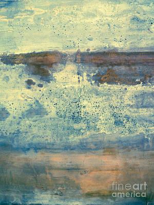 Waterworld #1321 Art Print