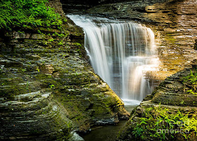 Photograph - Watkins Glen by Brad Marzolf Photography