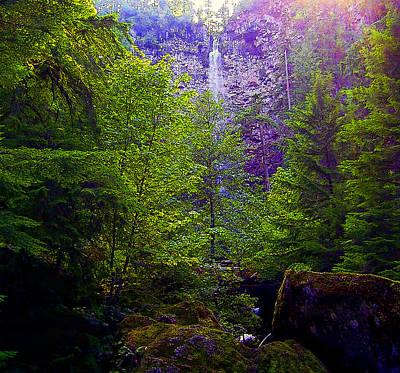 Photograph - Watson Falls by Michele Avanti
