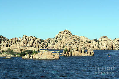 Photograph - Watson Lake by Afrodita Ellerman