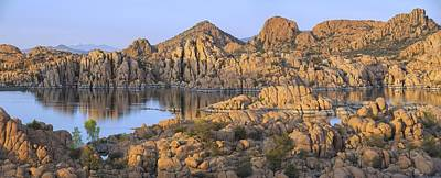 Prescott Photograph - Watson Lake by Christian Heeb