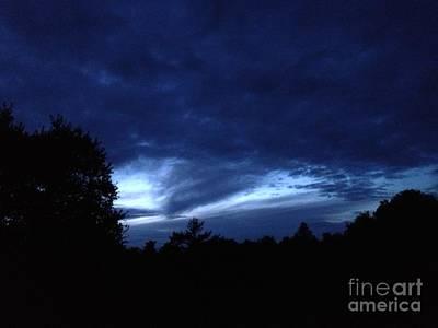 Photograph - Watsonville Night by Laura Hamill
