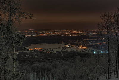 Photograph - Wausau From On High by Dale Kauzlaric