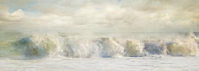 Wave 10 Art Print
