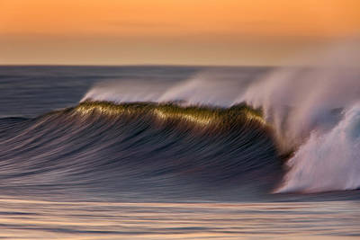 Photograph - Wave 73a1551 by David Orias