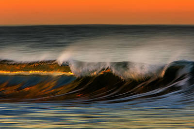 Photograph - Wave 73a1761 by David Orias