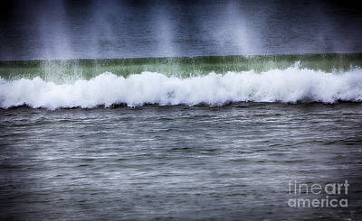 Photograph - Wave Barrel by David Millenheft