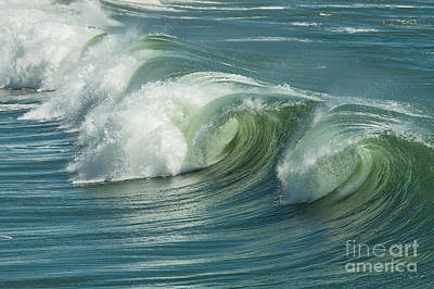 Photograph - Wave Curls by Ana V Ramirez