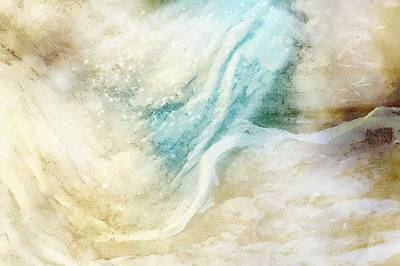 Wave Art Print by Gun Legler