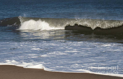 The Bunsen Burner - Wave Reflection by Arlene Carmel