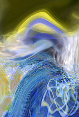 Digital Art - Wave Theory by Richard Thomas