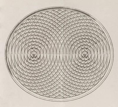 Waveforms Observed In Mercury Art Print