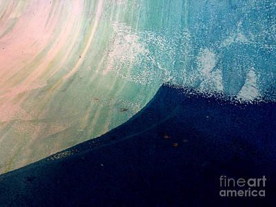 Photograph - Wavelength by Robert Riordan