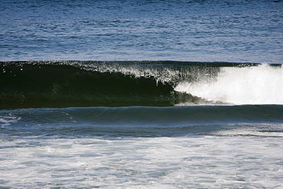 Photograph - Waves - 0025 by S and S Photo