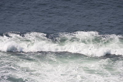 Photograph - Waves - 0026 by S and S Photo