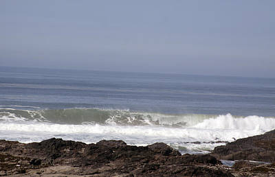 Photograph - Waves - 0029 by S and S Photo
