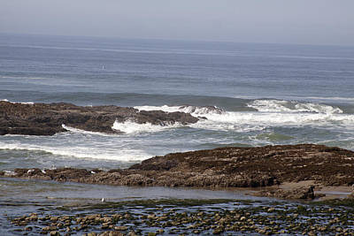 Photograph - Waves - 0030 by S and S Photo