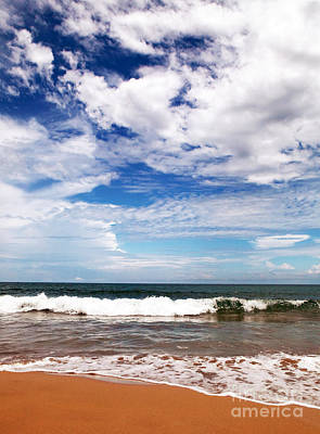 Photograph - Waves At Red Frog Beach by John Rizzuto
