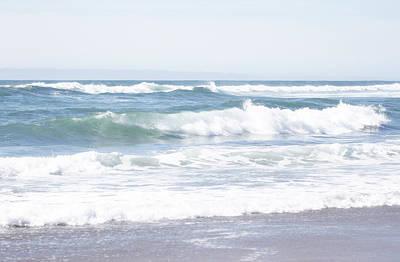 Mannequin Dresses - Waves Crashing by Athena Mckinzie
