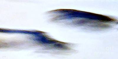 Digital Art - Waves by Dale   Ford