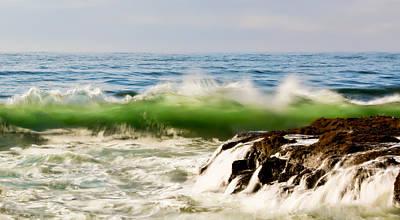 Photograph - Waves II by Athena Mckinzie