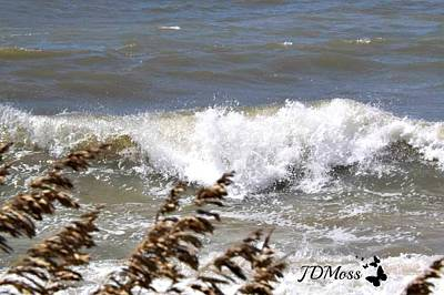 Photograph - Waves by Janet Moss