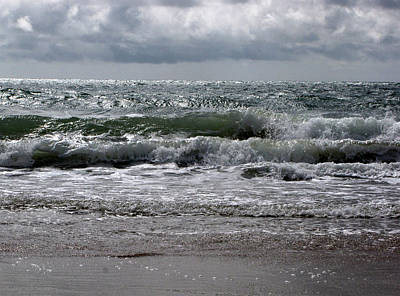 Photograph - Waves by Karen E Phillips