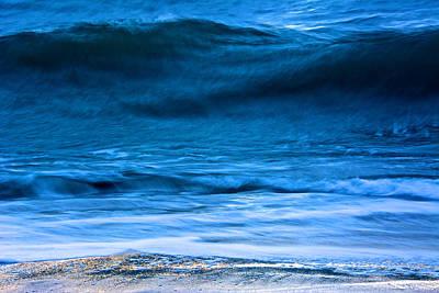 Waves Art Print by Kathi Isserman