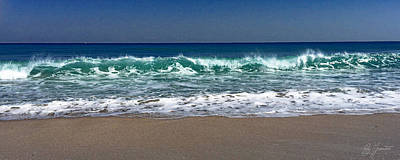 Zen Photograph - Waves Of Happiness  by Cindy Greenstein